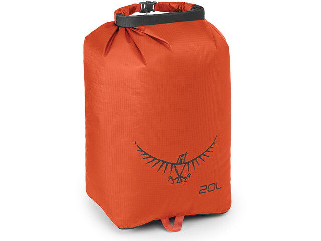 Osprey Ultralight Drysack 20 L poppy orange